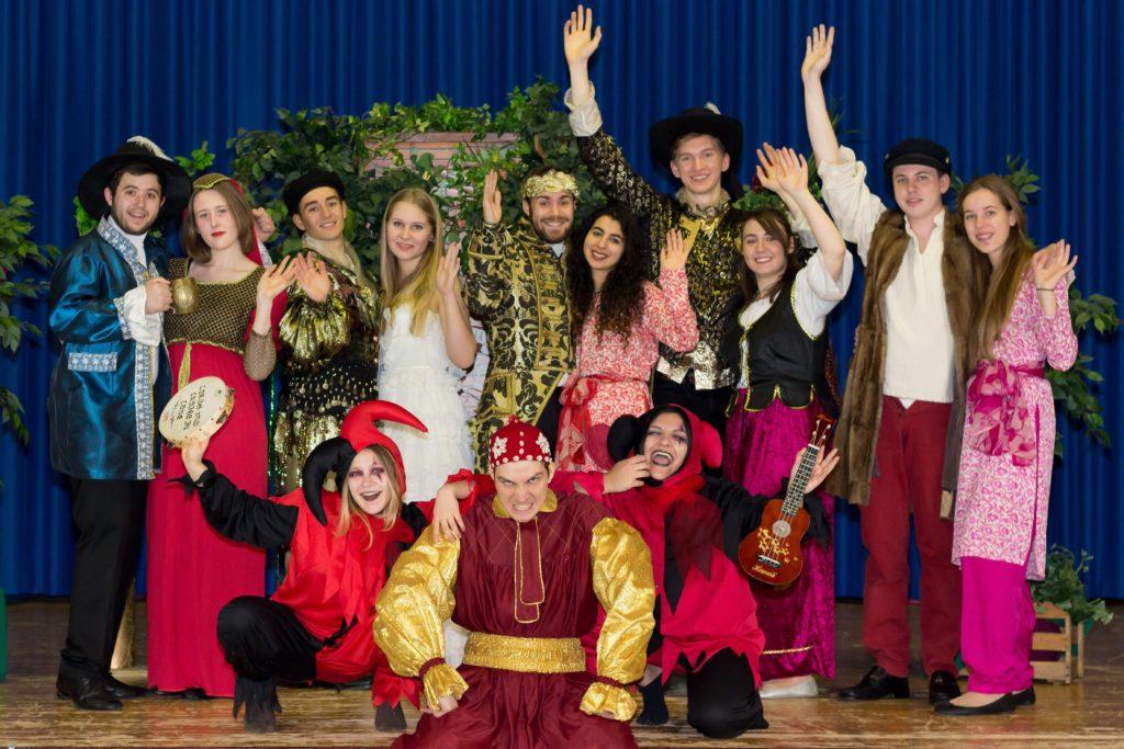 Der English Drama Club ist eine Jugendtheatergruppe in Friedrichsdorf
